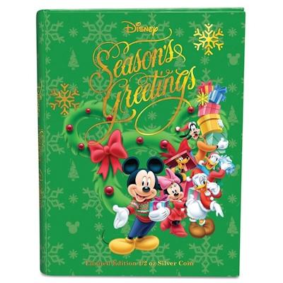 Weihnachtsgrüße Disney.Disney Weihnachtsgrüße In Silber Emxpress Onlineausgabe