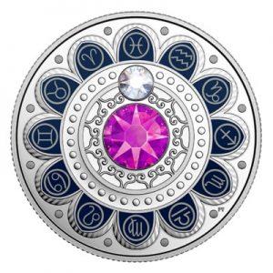 zodiac-fische-quarter-oz-silber-kristall
