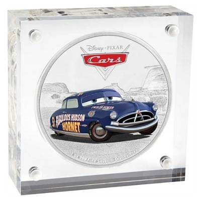 disney pixar cars silberm nze doc hudson emxpress. Black Bedroom Furniture Sets. Home Design Ideas