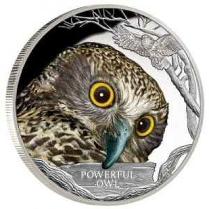 endangered-and-extinct-owl-1-oz-silber-koloriert