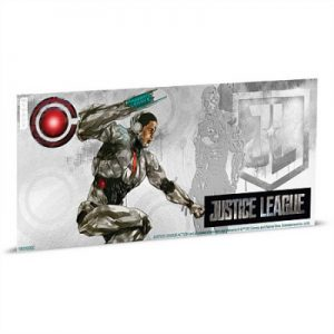 silberbanknote-justice-league-cyborg