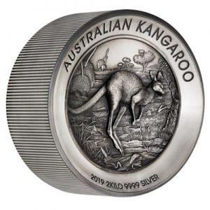 australian-kangaroo-2019-2-kilo-silber-high-relief