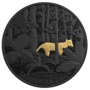 echoes-black-proof-1-oz-silber-tasmanischer-tiger