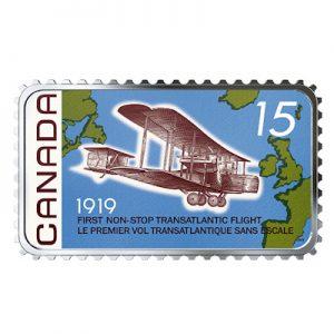 briefmarke-nonstop-transatlantik-flug-1-oz-silber-koloriert