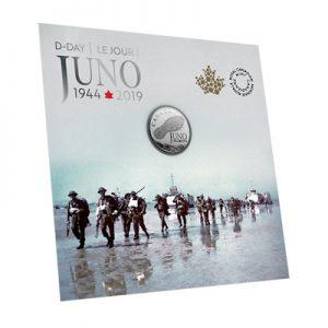 ww2-juno-beach-viertel-oz-silber-aufsteller