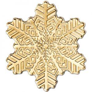 weihnachten-schneeflocke-halbes-gramm-gold