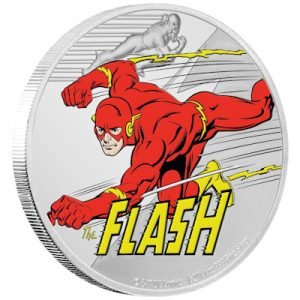 justice-league-flash-1-oz-silber-koloriert