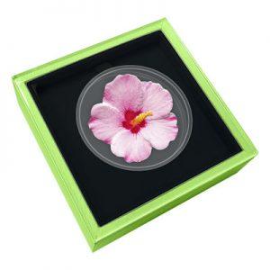 blumenserie-hibiskus-1-oz-silber-koloriert-etui