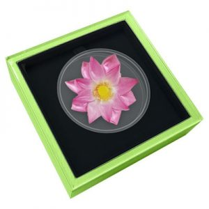 blumenserie-lotus-1-oz-silber-koloriert-etui